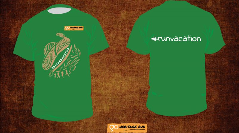 Srirangapatna 2017 run t-shirt