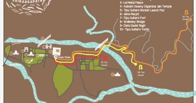 GHR-Srirangapatna-Run-Routes