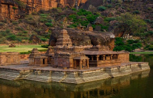 Badami-Bhuthanatha-Temple