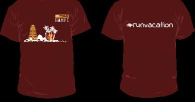 Go Heritage Run Hampi T-shirt