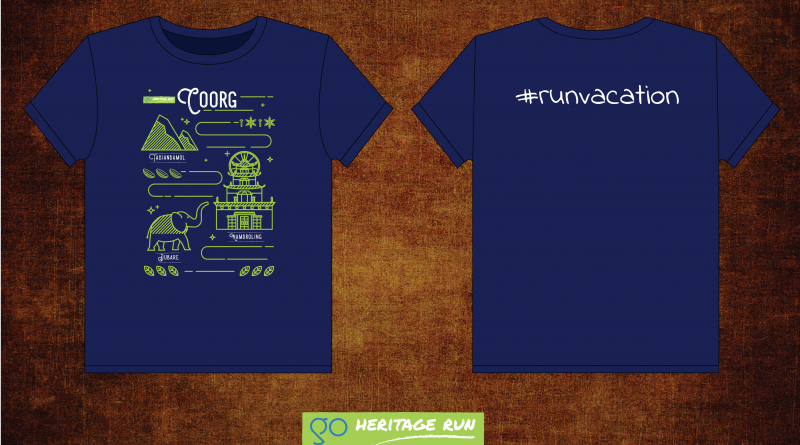 Coorg 2018 Run T-shirt