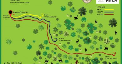 pench-run-route-map
