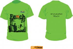 Pench 2018 Run T_shirt