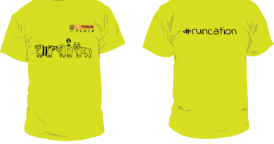 Pench 2019 Run T-shirt