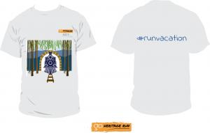 GHR Ooty 2018 Run T-shirt