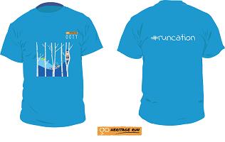Ooty 2019 Run T-shirt