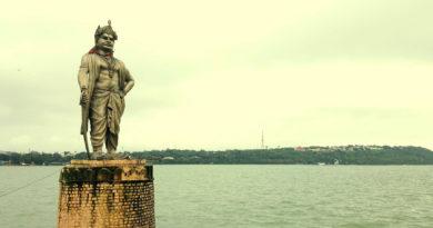 Raja Bhoj Statue Bhopal Go Heritage Run