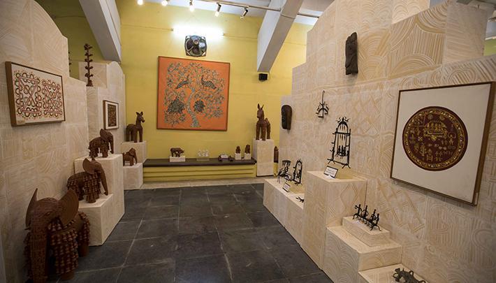 State Museum of Tribal & Folk art