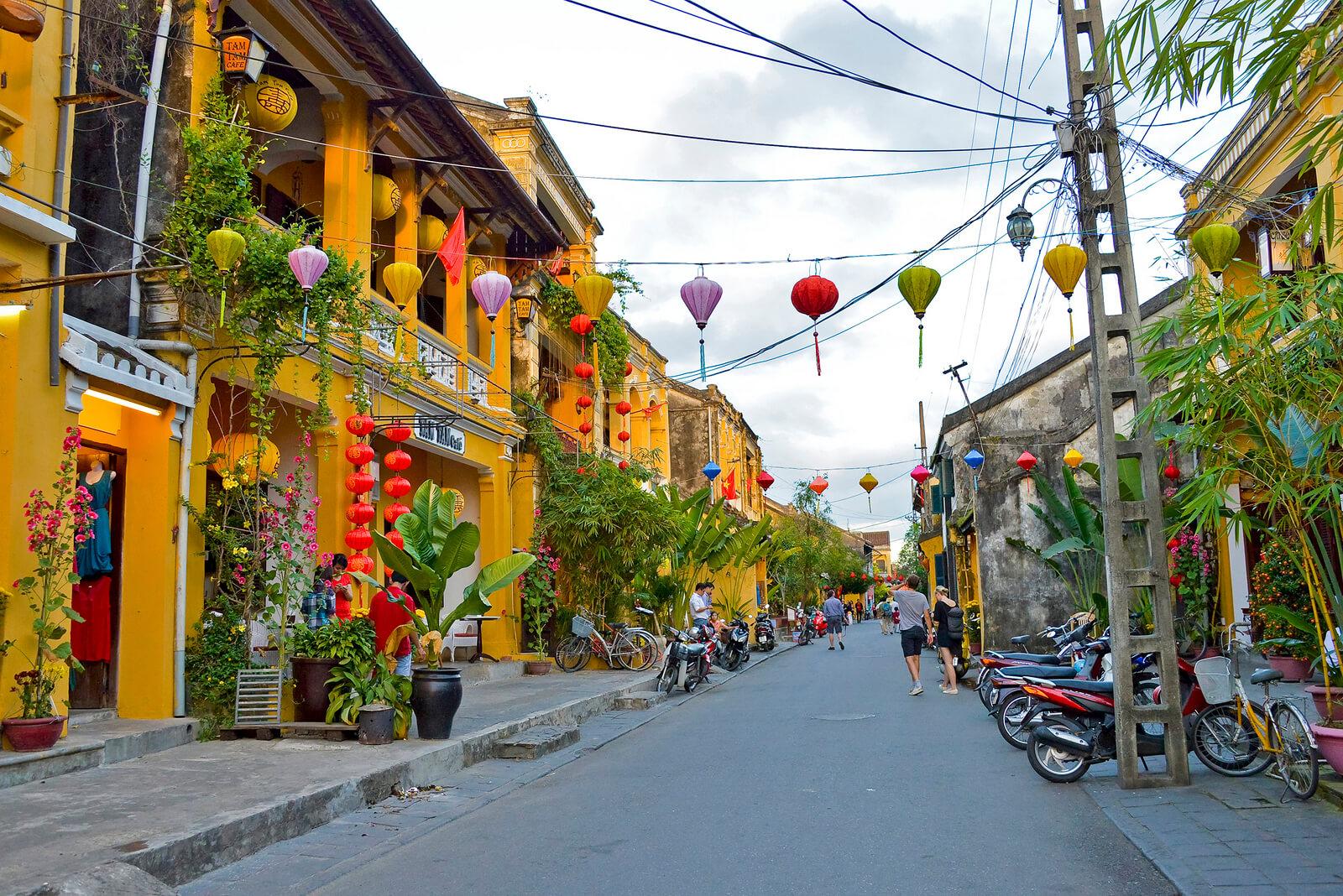 Vietnam_Hoi An ancient town-1