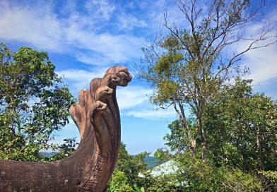 Naga at Preah Vihear
