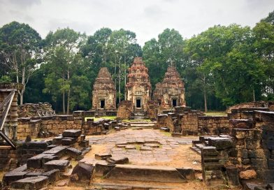 Roulos group of temples