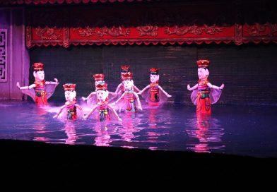 Hanoi Water Puppet