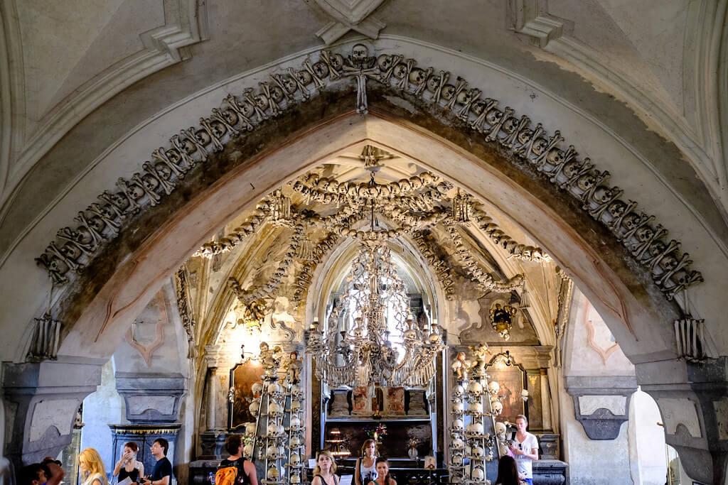Runcation Kutna-Hora-Bone-Church