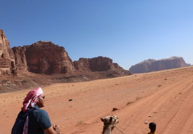 Runcation Jordan WadiRum