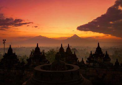 Runcation Bali Borobudur-Sunrise