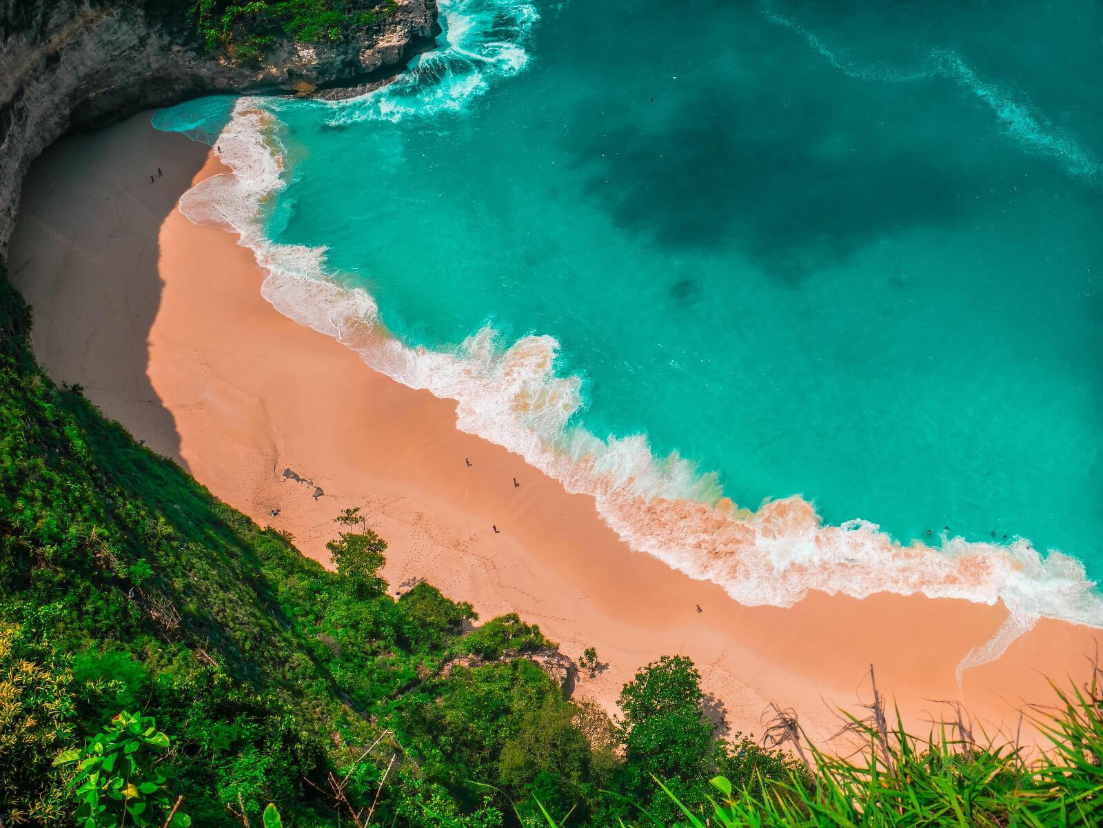 Runcation Bali-Beach