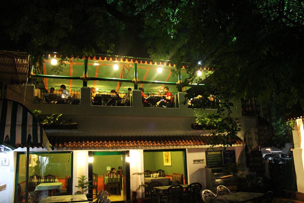 Raja Cafe_Khajuraho