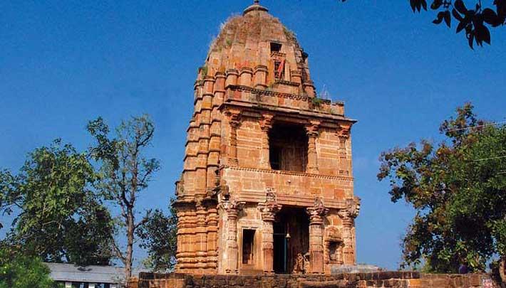 Gauri Siddhanath Temple or Gauri Somnath Temple