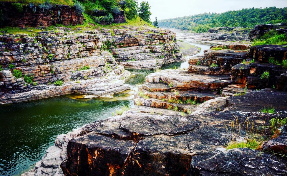 Chidiya Bhadak Waterfall