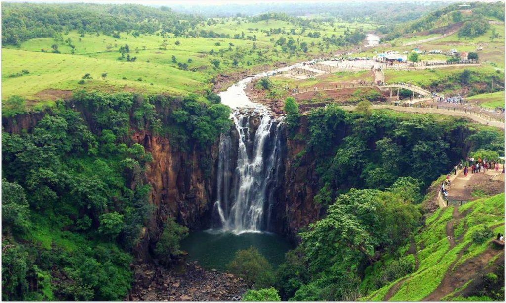 Patalpani Waterfall