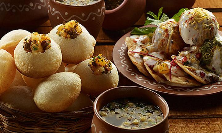 Street Food Of Gwalior