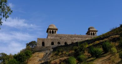 Roopmati Pavilion-External View