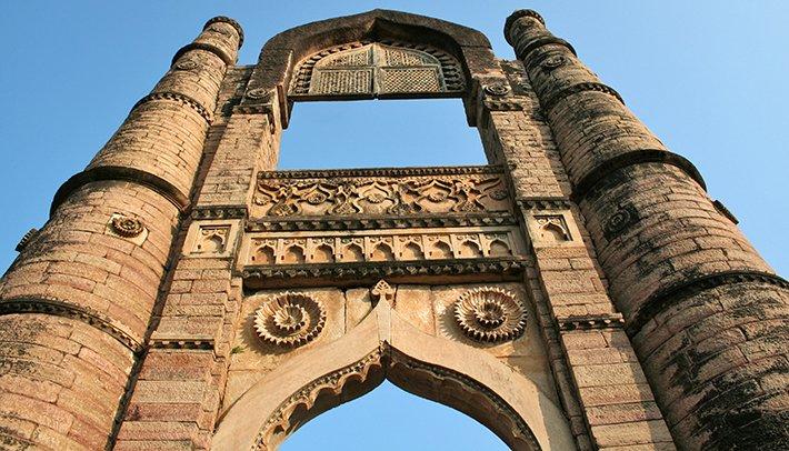 Bada Mahal Gate