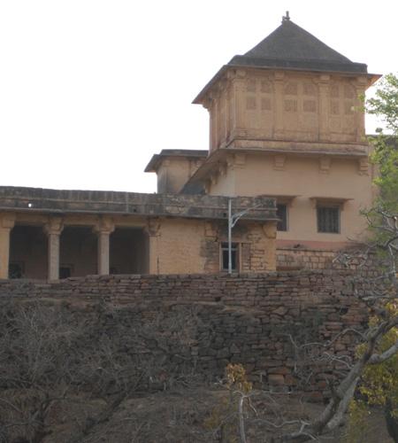 Singhpur Mahal