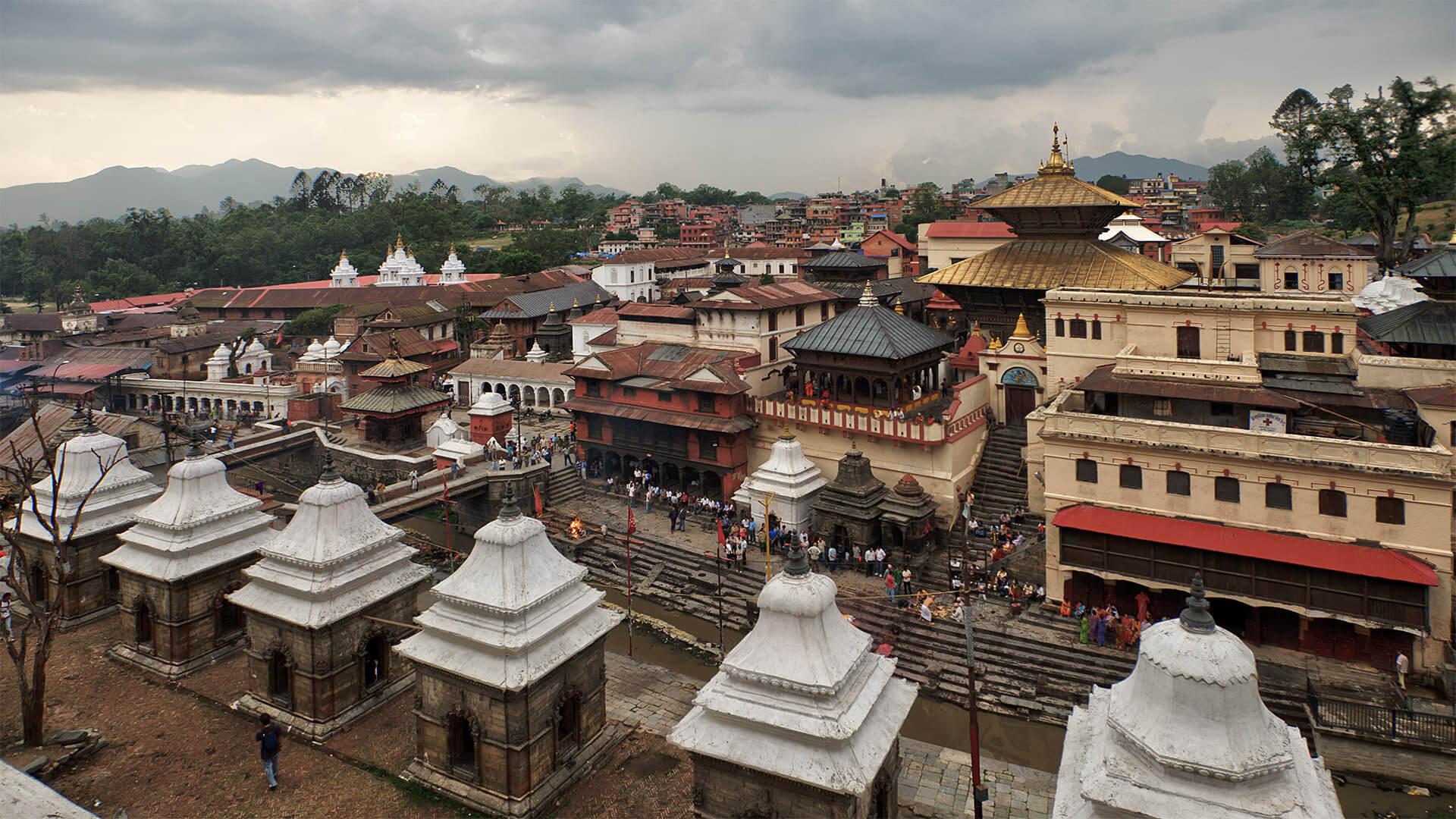 Spiritual Tour of Nepal-runcation