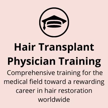 Hair transplant training for doctors worldwide