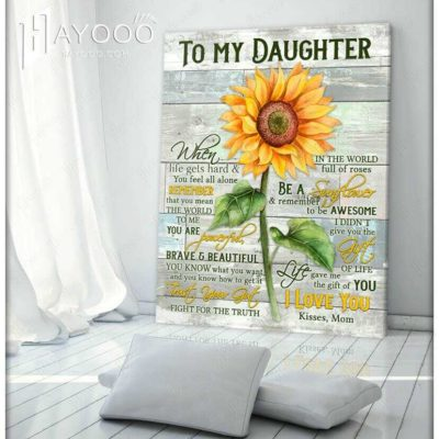 gifts-for-daughter-sunflower-decor