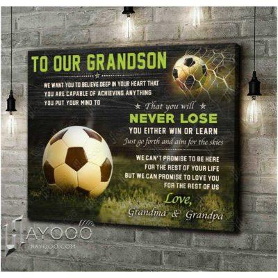 Gift for grandson