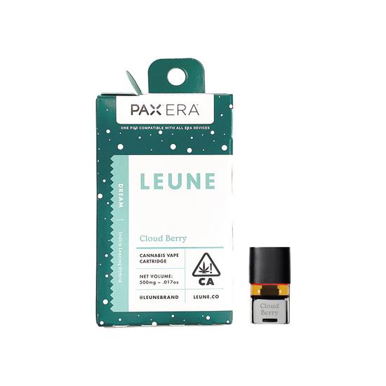 LEUNE - PAX Era Pod - Cloud Berry (IH) (1/2 Gram)