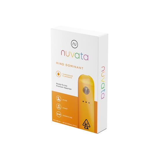 Nuvata - Mind Dominant - Tangerine (1/2 Gram)