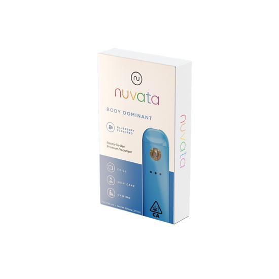 Nuvata - Body Dominant - Blueberry (1/2 Gram)