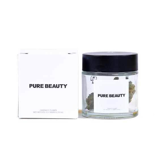 Pure Beauty - Terry T x Gelato 33 (2:1 High CBD) - (1/8 Ounce)
