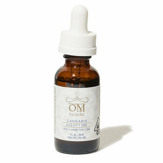 OM Edibles - Nighttime Elixir