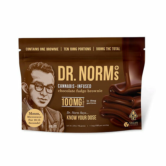 dr norms brownie