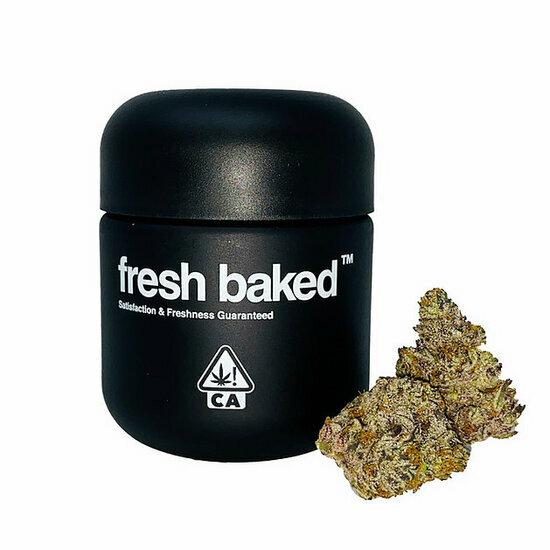 fresh baked eighth