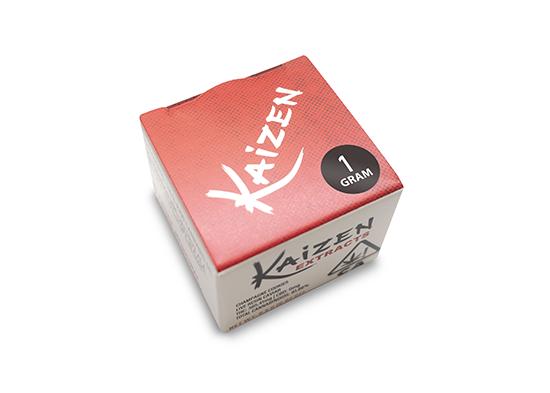 Kaizen Extracts - SFV OG Live Resin Badder Box