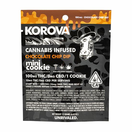 Korova - Chocolate Chip Dip Cookie Bag