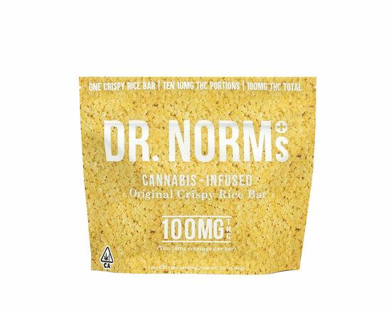 Dr. Norm's - Original Crispy Rice Bar