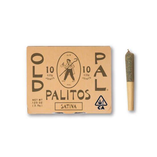 Old Pal Sativa Palitos Box