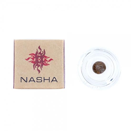 Nasha - Super Sour Diesel (S) Temple Ball Hash (1 Gram)