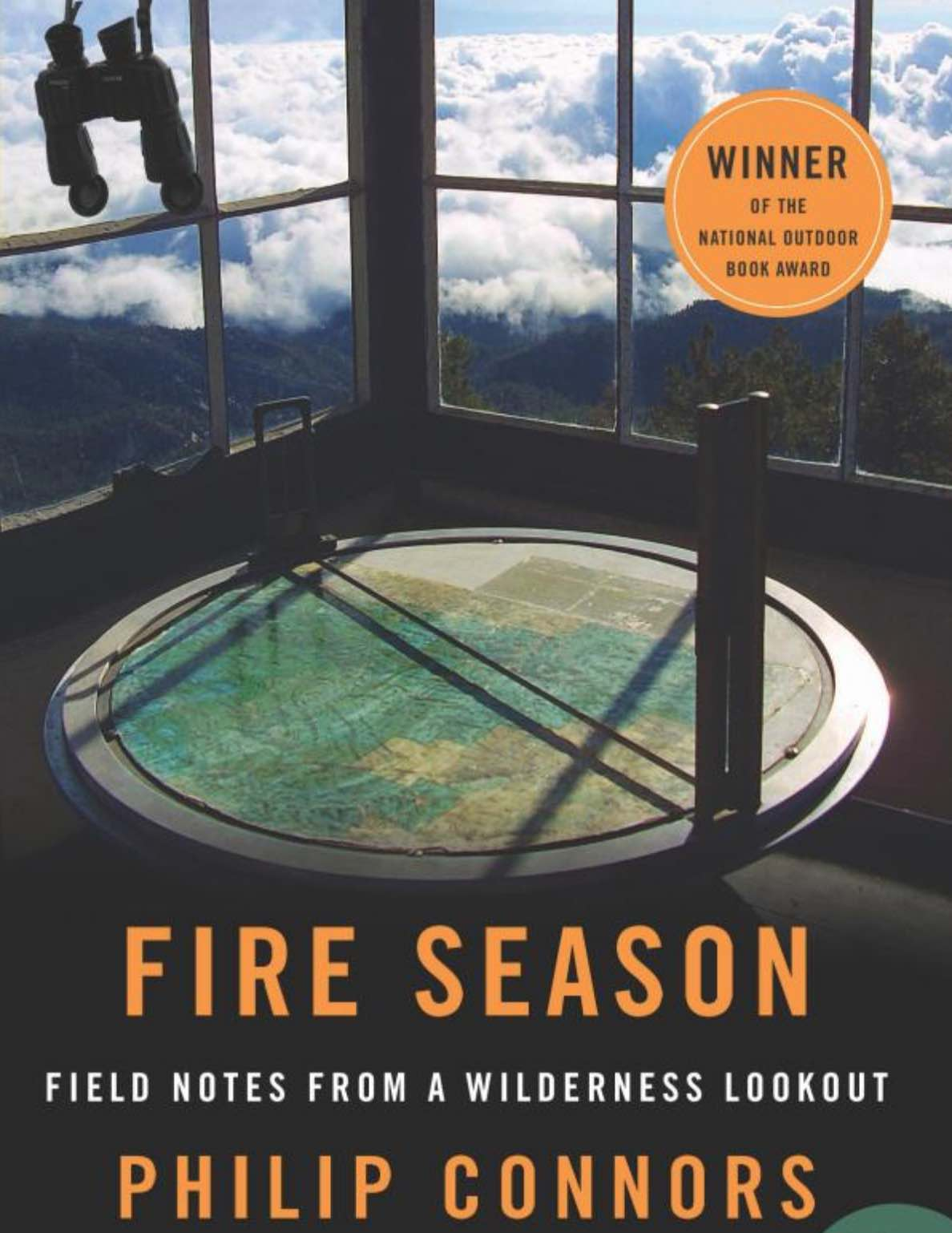 Cover of the book Fire Season