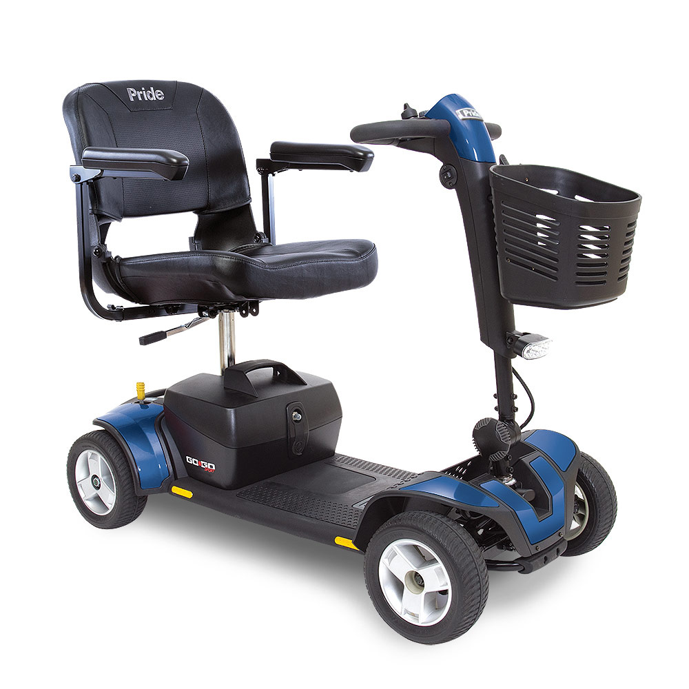 Go-Go® Sport Heavy Duty 4-Wheel Scooter