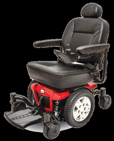 Jazzy®  600 ES Full Size Power Wheelchair