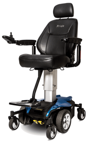 Jazzy Air Full Size Power Wheelchair