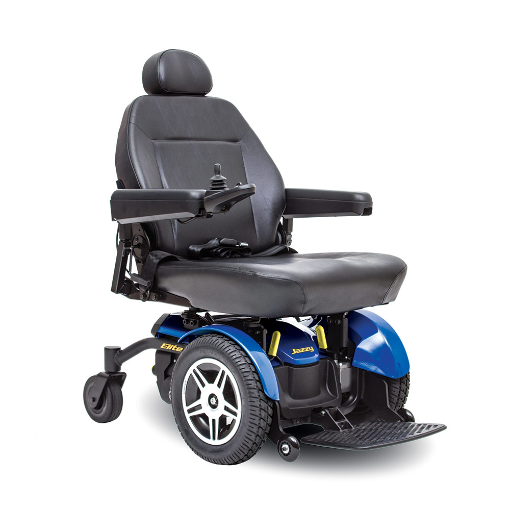 Jazzy® Elite 14 Full Size Power Wheelchair