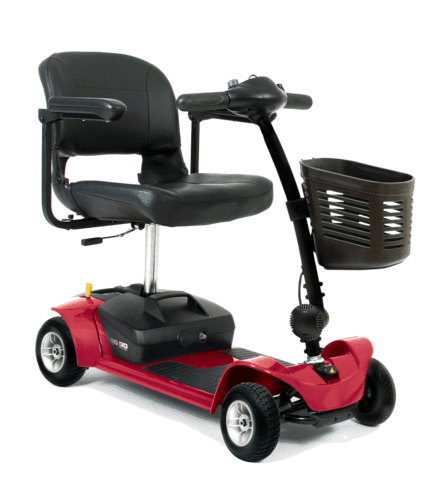 Go-Go® Ultra X 4-Wheel Travel Scooter